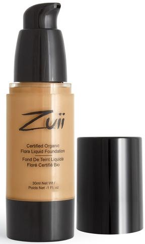 Тональная основа - Zuii Organic Flora Liquid Foundation
