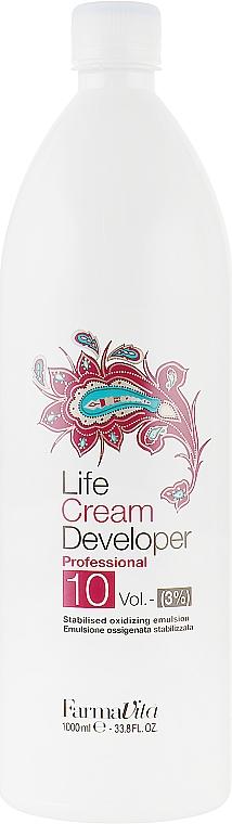 Окислитель 3% - FarmaVita Cream Developer (10 Vol)