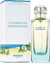 Духи, Парфюмерия, косметика Hermes Un Jardin en Mediterranee - Туалетная вода