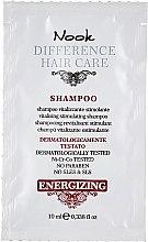 Духи, Парфюмерия, косметика Шампунь стимулирующий - Nook DHC Energizing Shampoo (пробник)