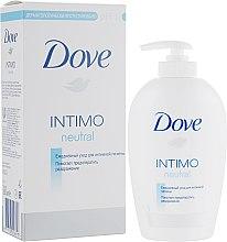 Косметичний засіб для інтимної гігієни - Dove — фото N1