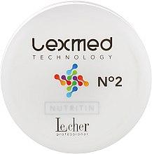 Духи, Парфюмерия, косметика Средство для реконструкции волос № 2 - Lecher Lexmed Technology №2 Nutritin