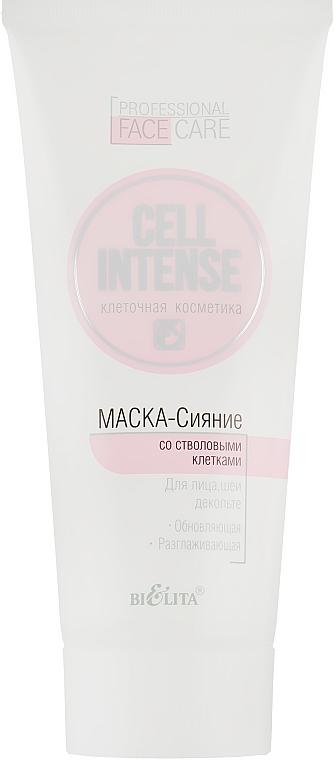 Маска-сияние со стволовыми клетками - Bielita Cell Intense