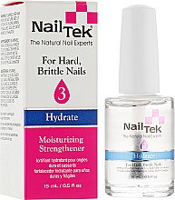 Увлажняющая терапия - Nail Tek Moisturizing Strengthener Hydrate 3 — фото N1