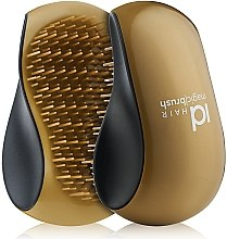 Духи, Парфюмерия, косметика Мягкая щетка для волос, золотая - IdHair Magic Brush Gold