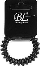 Духи, Парфюмерия, косметика Резинка для волос, 405003, черная - Beauty Line