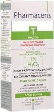 Крем комплексного действия - Pharmaceris T Medi Acne-Cream — фото N3