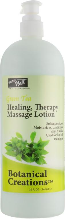 Лосьон для рук и тела с экстрактом зеленого чая - Pro Nail Lotion Green Tea