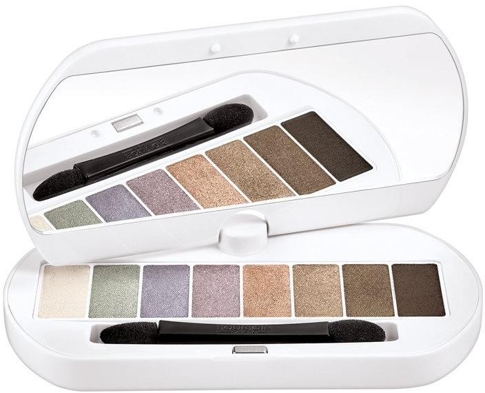 Палетка теней для век - Bourjois Palette Les Nudes Eyeshadow