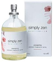Духи, Парфюмерия, косметика Ароматический спрей для дома - Z. One Concept Simply Zen Sensorials Energizing Ambient Fragrance Spray