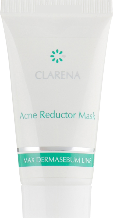 Маска для лица против акне - Clarena Acne Reductor Mask — фото N1