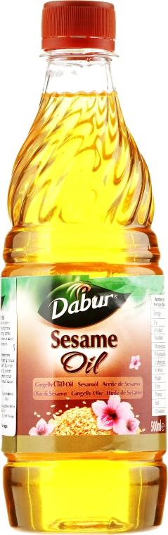 Кунжутное масло - Dabur Vatika Sesame Oil