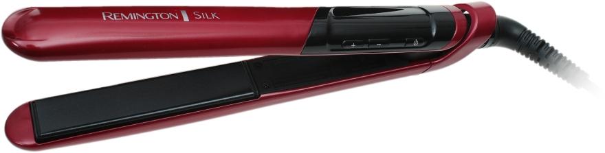Выпрямитель для волос - Remington S9600 Silk Straightener