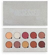 Духи, Парфюмерия, косметика Палетка теней для век - Makeup Obsession Be Obsessed With Eyeshadow Palette