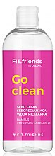 Духи, Парфюмерия, косметика Мицеллярная вода - AA Cosmetics Fit.Friends Go Clean Micellar Water