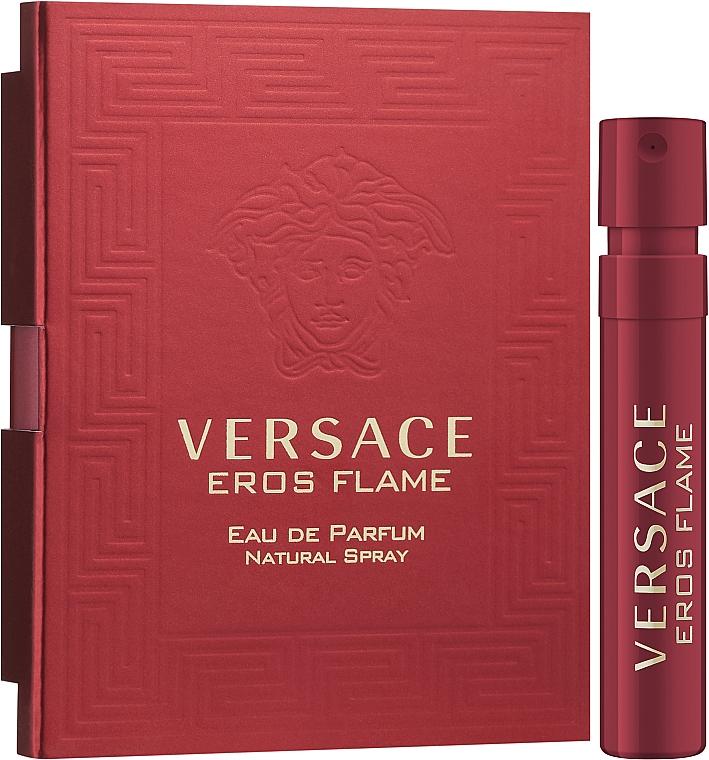 Versace Eros Flame - Парфюмированная вода (пробник)