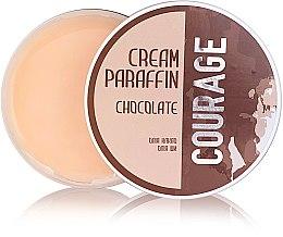 "Духи, Парфюмерия, косметика Крем-парафин ""Шоколад"" - Courage Cream Paraffin"