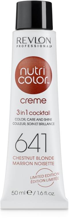 Тонирующий бальзам - Revlon Professional Nutri Color Creme 3 in 1 Cockatail Tube