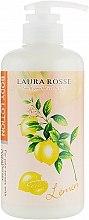 "Духи, Парфюмерия, косметика Лосьон для тела ""Лимон"" - Laura Rosse Lemon Body Lotion"