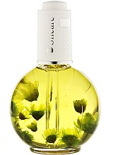 Духи, Парфюмерия, косметика Масло для кутикулы с цветами - Silcare The Garden of Colour Lemon Yellow