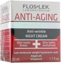 Духи, Парфюмерия, косметика Ночной крем для лица против морщин - Floslek Anti-Aging Anti-Wrinkle Night Cream
