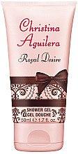 Духи, Парфюмерия, косметика Christina Aguilera Royal Desire - Гель для душа