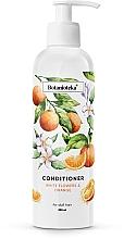 """Духи, Парфюмерия, косметика Кондиционер для тусклых волос """"Апельсин и белые цветы"""" - Botanioteka Conditioner For Dull Hair"""