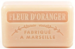 """Духи, Парфюмерия, косметика Марсельское мыло """"Апельсиновый цвет"""" - Foufour Savonnette Marseillaise"""