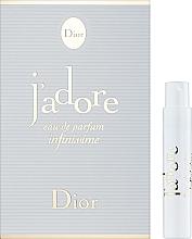 Духи, Парфюмерия, косметика Dior J'Adore Infinissime - Парфюмированная вода (пробник)