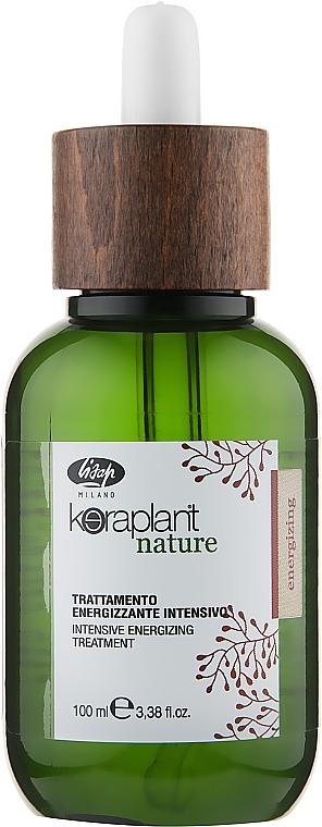 Лосьон против выпадения волос - Lisap Keraplant Nature Energizing Treatment