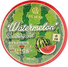 Духи, Парфюмерия, косметика Успокаивающий гель с экстрактом арбуза - Pax Moly Watermelon Soothing Gel