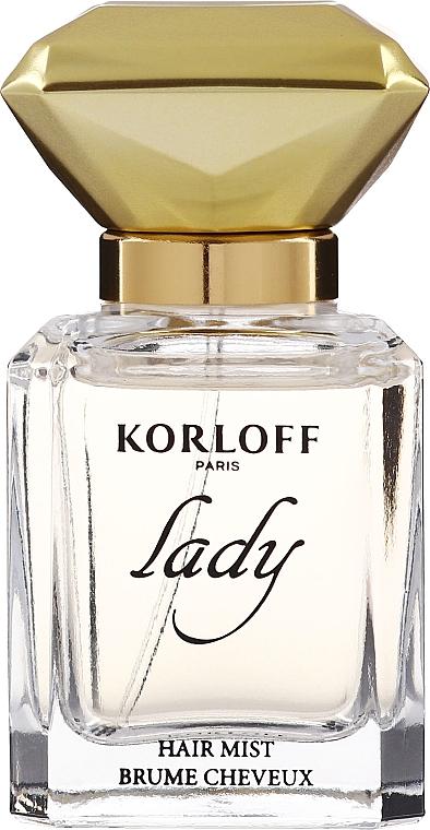 Korloff Paris Lady - Мист для волос