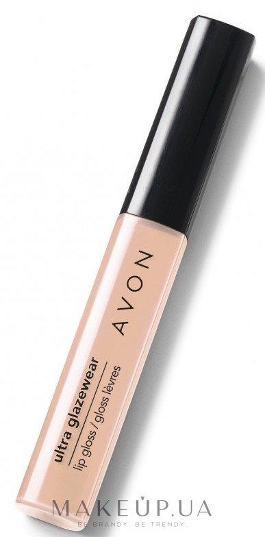 Ультрасияющий блеск для губ - Avon Lip Gloss — фото Naturally Bare