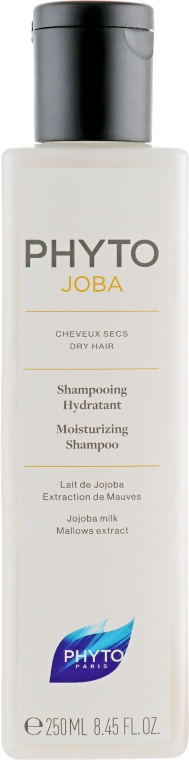 Шампунь увлажняющий для сухих волос - Phyto Phytojoba Moisturizing Shampoo