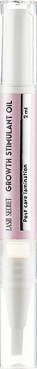 Масло для роста ресниц - Lash Secret Growth Stimulant Oil