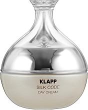 Духи, Парфюмерия, косметика Дневной крем для зрелой кожи - Klapp Silk Code Day Cream