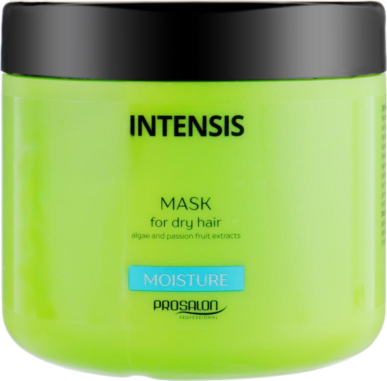 Увлажняющая маска для волос - Prosalon Intensis Moisture Mask