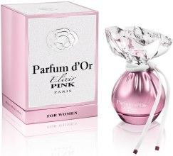 Духи, Парфюмерия, косметика Kristel Saint Martin Parfum D'or Elixir Pink - Парфюмированная вода
