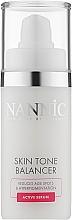 Духи, Парфюмерия, косметика Активная сыворотка тройного действия для кожи с гиперпигментацией - Nannic Skin Tone Balancer Triple Action