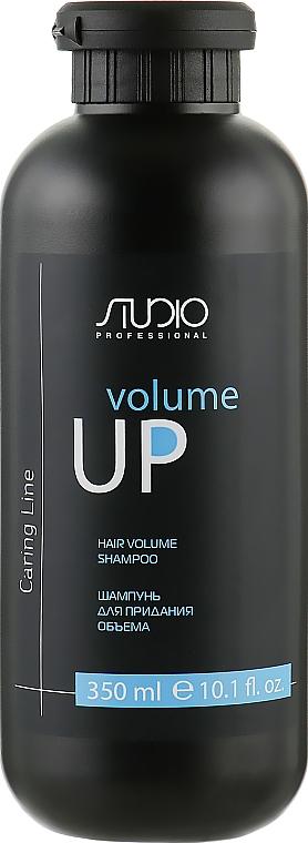 Шампунь для придания объема - Kapous Professional Caring Line Volume UP Shampoo