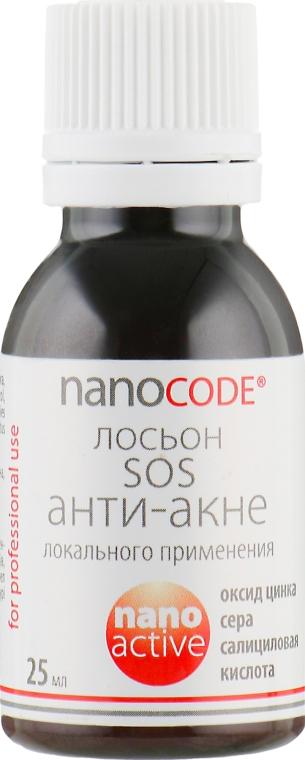 """Лосьон """"Анти-Акне"""" для локального применения - NanoCode Activ Lotion SOS"""