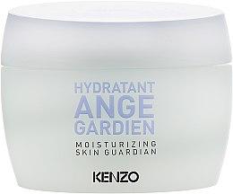 Духи, Парфюмерия, косметика Увлажняющий крем для лица - KenzoKi White Lotus Moisturizing Skin Guardian (тестер)