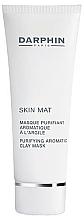 Духи, Парфюмерия, косметика Очищающая ароматическая маска из глины - Darphin Purifying Aromatic Clay Μask