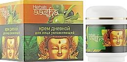 Духи, Парфюмерия, косметика Крем Дневной увлажняющий - Aasha Herbals