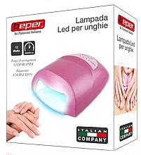 Духи, Парфюмерия, косметика LED-лампа для полимеризации гель-лаков - Beper Nail LED Lamp