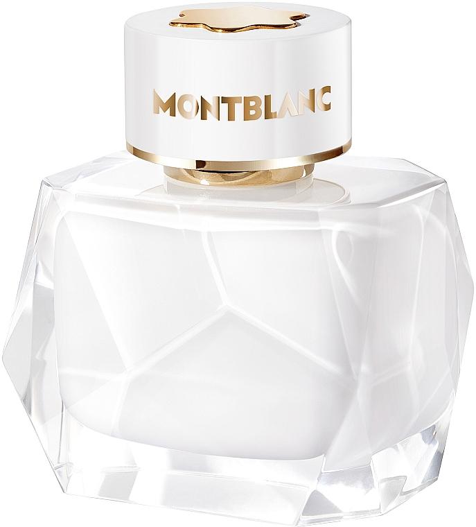 Montblanc Signature - Парфюмированная вода (мини)