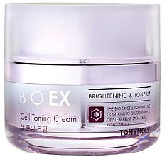 Духи, Парфюмерия, косметика Тонизирующий крем для лица - Tony Moly Bio Ex Cell Toning Cream