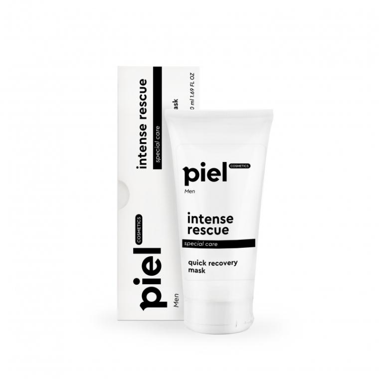 Интенсивно восстанавливающая маска для мужской кожи - Piel Cosmetics Men Intense Rescue Mask