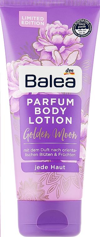 Лосьон для тела - Balea Parfum Body Lotion Golden Moon