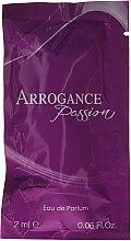 Духи, Парфюмерия, косметика Arrogance Passion - Парфюмированная вода (пробник)